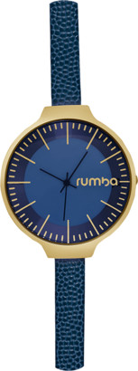 RumbaTime Orchard Leather Watch