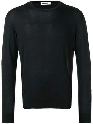 Jil Sander basic jersey