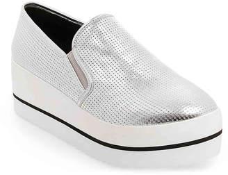 Steve Madden Becca Wedge Slip-On Sneaker - Women's