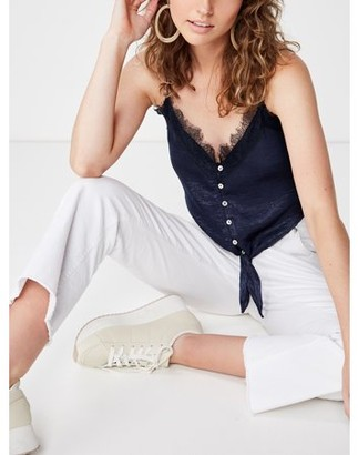 Cotton On Juniors' Rochelle Lace Cami