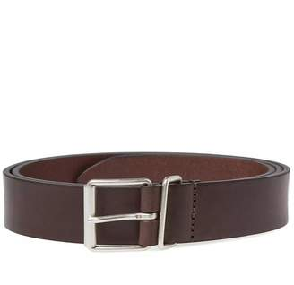 Andersons Anderson's Slim Leather Belt