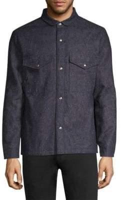 Levi's Cotton-Blend Shirt Jacket