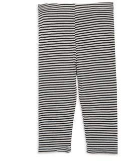 Joah Love Toddler's, Little Girl's& Girl's Striped Leggings