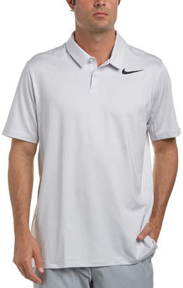 Nike Golf Control Stripe Dri-Fit Polo