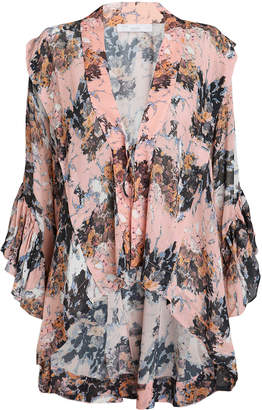 IRO Ideal Tie-Front Blouse
