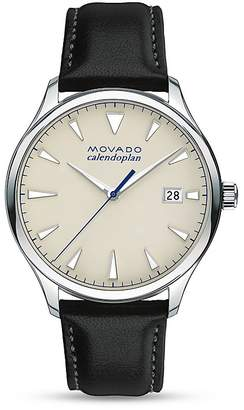 Movado Heritage Watch, 40mm
