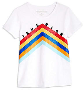 True Religion UP AND ARROW KIDS TEE