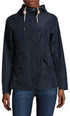 Barbour Headland Rain Jacket $299 thestylecure.com