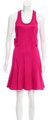 Givenchy Sleeveless A-Line Dress