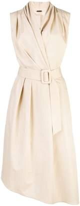 ADAM by Adam Lippes poplin V-neck dress
