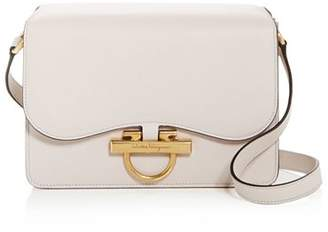 Salvatore Ferragamo Medium Classic Flap Shoulder Bag