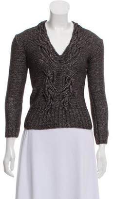 PARTOW Medium-Weight Cashmere-Blend Sweater