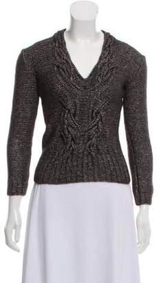 PARTOW Medium-Weight Cashmere-Blend Sweater