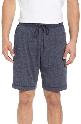 Daniel Buchler Recycled Cotton Blend Lounge Shorts