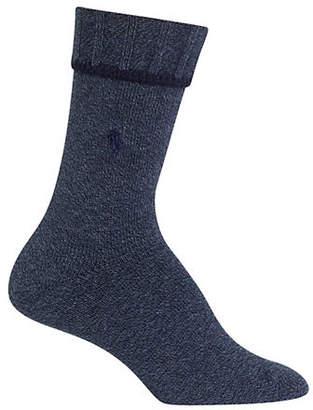 Polo Ralph Lauren Rag Turn Cuff Boot Socks