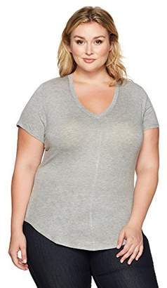 Rachel Roy Women's Plus Size Taylor Tee