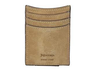 M&F Western Embossed Tab with Cross Money Clip Wallet