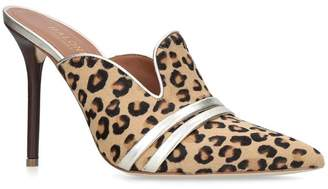 Malone Souliers Leopard Print Hayley Mules