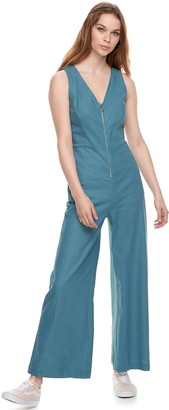 K Lab k/lab Zip Front Jumpsuit