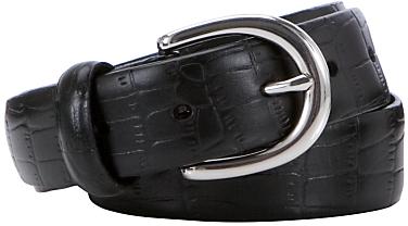 Croc Smart Leather Belt