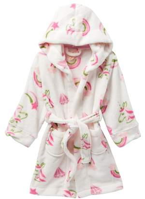 Petit Lem Unicorn Hooded Robe (Little Girls & Big Girls)