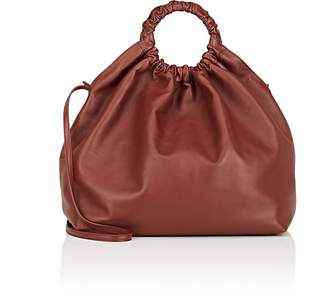 The Row Women's Double-Circle Extra Large Leather Bag