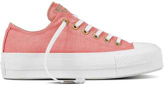 Converse Chuck Taylor All Star Lift Platform Ox - Pink