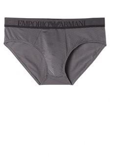 Emporio Armani Comfort Microfiber Briefs $48 thestylecure.com