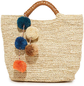 Kayu Belle Tote $138 thestylecure.com