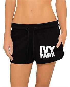 Ivy Park Programme Logo Jersey Shorts