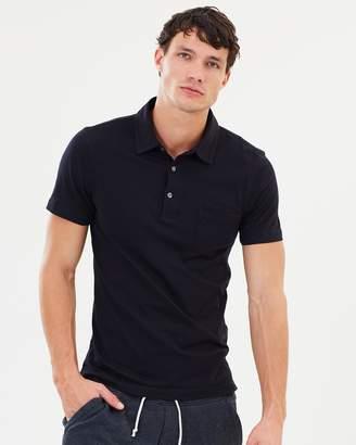 J.Crew Slim Broken In Pocket Polo Shirt