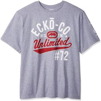 Ecko Unlimited Men's Big-Tall Short Sleeve T-Shirt