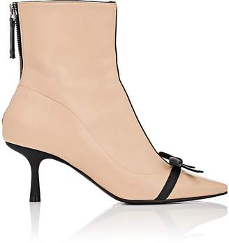 Fabrizio Viti Women's Mademoiselle Deneuve Leather Ankle Boots