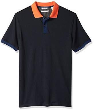 Calvin Klein Men's Liquid Touch Polo Shirt