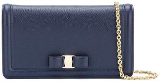 Salvatore Ferragamo Vara clutch bag
