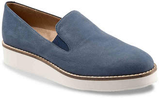 SoftWalk Whistle Wedge Loafer - Women's