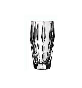 Wedgwood Vera Wang Peplum Crystal Vase 23Cm
