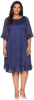 Kiyonna Livi Lace Dress Women's Dress