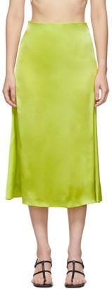 Gauge81 Green Milan Skirt