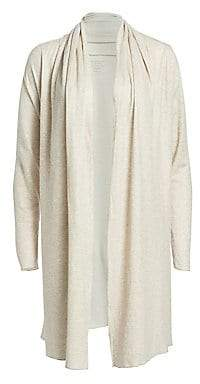 Majestic Filatures Women's Cashmere-Blend Cardigan
