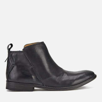 Hudson London Women's Revelin Leather Ankle Boots - Black