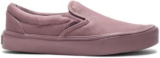 Vans Slip On Lite Sneaker $55 thestylecure.com