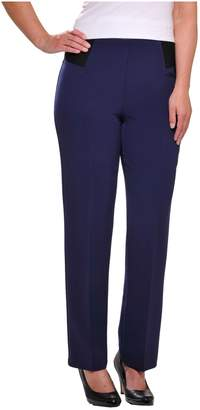 TanJay Tan Jay Pull-On So Smooth Straight Leg Pants