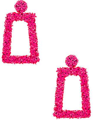 Sachin + Babi Fleur Dusk Earrings