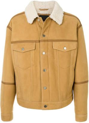 Alexander Wang shearling jacket