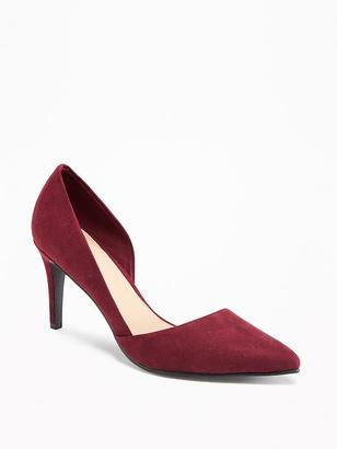 High-Heel D'Orsay Pumps for Women $39.94 thestylecure.com