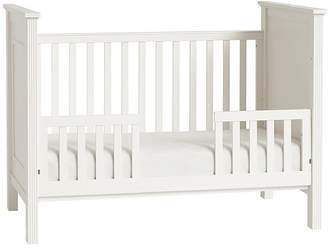 Pottery Barn Kids Fillmore Toddler Bed Conversion Kit, Simply White, UPS