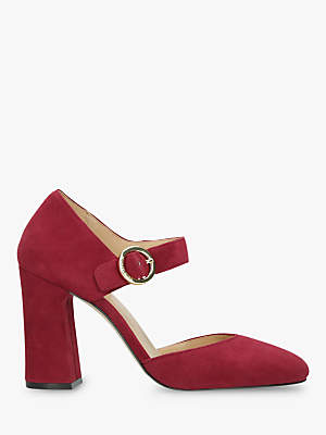 Michael Kors MICHAEL Alana Block Heel Mary Jane Court Shoes