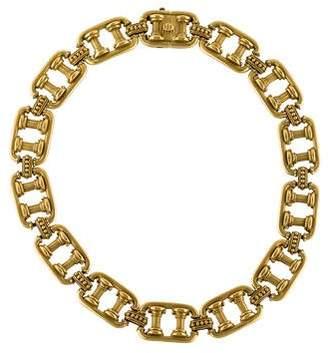 Vahe Naltchayan 18K Greek Column Collar Necklace
