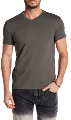 X-Ray XRAY Solid V-Neck Flex Tee